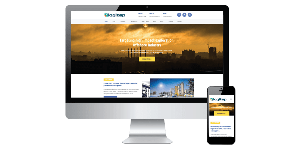 project 7 website development
