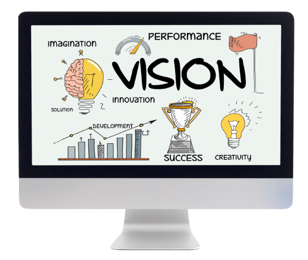 our vision image